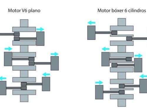 Un motor bóxer y uno en V a 180 grados…¿es lo mismo o no? Además estos pueden tener cigüeñal plano o cruzado..¿cuál es la mejor opción?. (A boxer motor and a 180 degree V-motor … is it the same or not?)