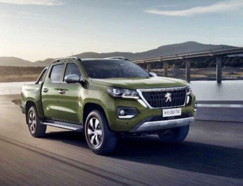 Peugeot begins the sale of Landtrek trucks in Latin America.