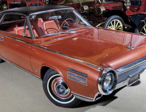 Historia del Chrysler Turbine…una idea muy prometedora, llevada adelante con mucha seriedad y esfuerzo pero que se vio frustrada cuando el éxito estaba cerca…