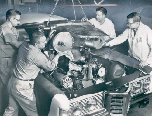Autos modernos impulsados por motores de vapor….su apasionate historia.