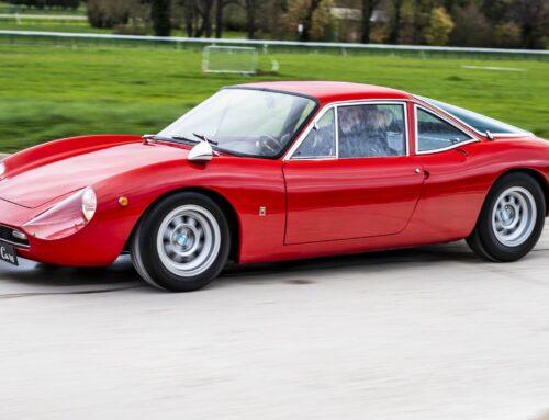 De Tomaso Vallelunga….el primer auto de serie del famoso constructor argentino.