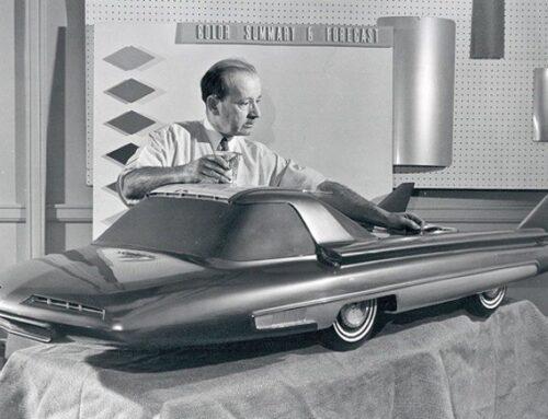 Historia del auto nuclear….Una idea que no prosperó…pese a que entusiasmó a muchos científicos en su momento.(Ford Nucleon 1958)