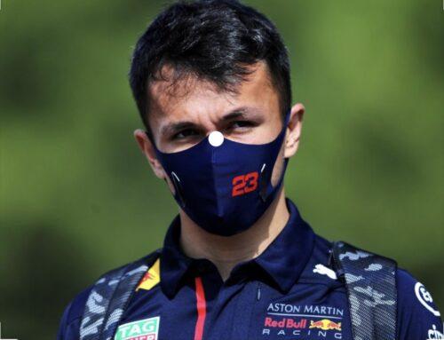 El ex Fórmula uno Alex Albon competirá en el DTM
