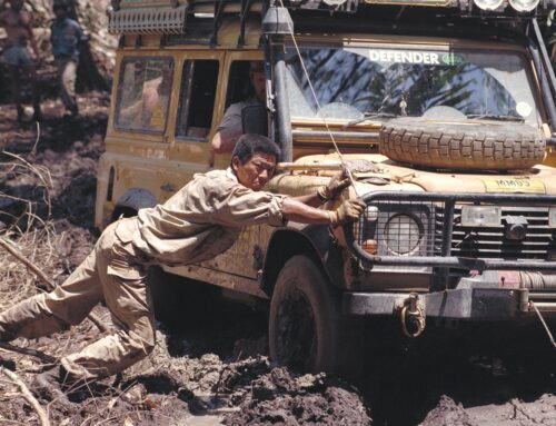Memorias del legendario Camel Trophy que volvió a ser noticia al lanzar Land Rover una serie especial de 25 unidades «Trophy» como homenaje.