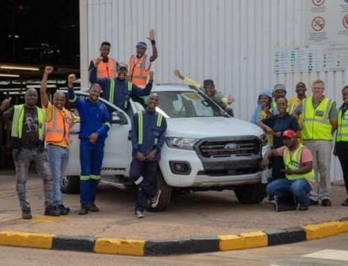 Ford Motor…aumenta la producción de pick up en South Africa plant