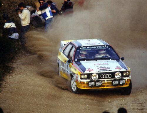 WRC Ha muerto el campeón del mundo de rallyes de 1983 Hannu Mikkola