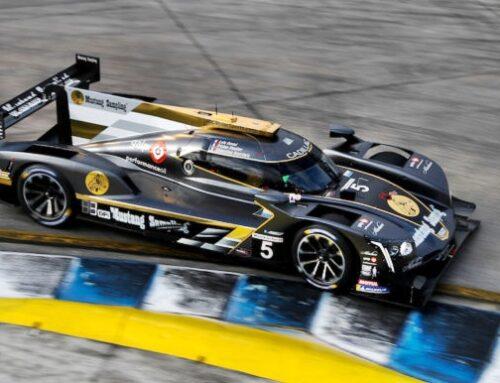 12 Horas de Sebring triunfo para Bourdais, Duval y Vautier (Cadillac DPi-V.r #5)
