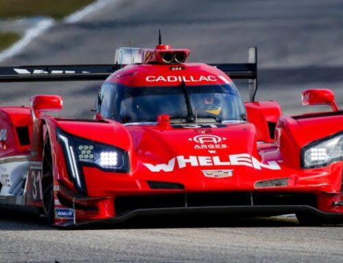 12 Horas de Sebring clasificación…el Cadillac DPi-V.R #31 de Pipo Derani en la pole position