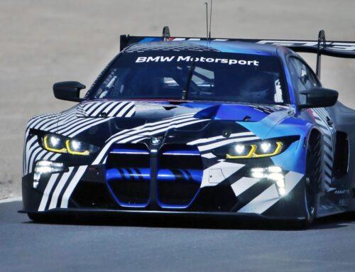 Las pruebas del BMW M4 GT3 2021 continúan antes del debut en competición…ya rodaron 11.000 km.