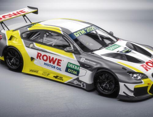 DTM con nuevos inscriptos….el equipo ROWE Racing se une al DTM con BMW M6 GT3