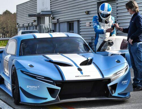 Beltoise BT01, un nuevo GT 100% eléctrico