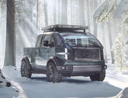 Esta nueva pick-up Canoo eléctrica totalmente americana es lo más para el trabajo y el weekend…por lo menos así se anuncia.