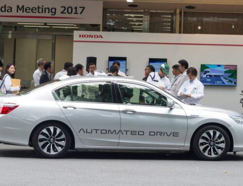 Honda lanza tecnología autónoma de nivel 3 en Japón