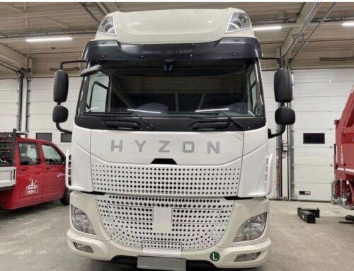 Hyzon Motors , empresa americana , se lanza a producir camiones y buses con fuel cell alimentadas por hidrógeno