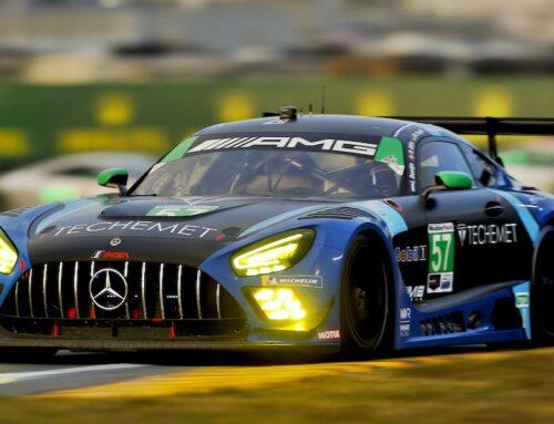 El DTM sigue sumando equipos y marcas con su reglamento GT3…Winward Racing se une con dos Mercedes-AMG GT3