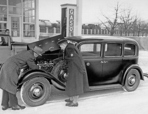 Mercedes 260 D de 1936: se cumplen 85 años del primer automóvil con motor Diésel de la marca alemana.