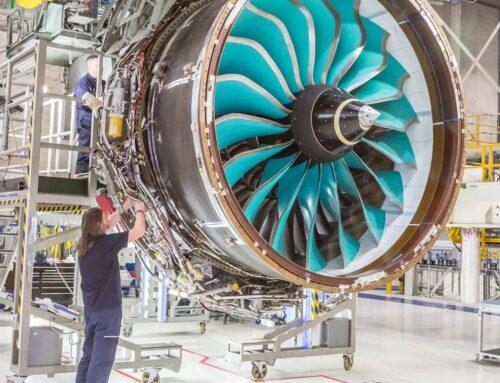 Rolls-Royce comienza a construir el UltraFan…el motor a reacción más grande del mundo