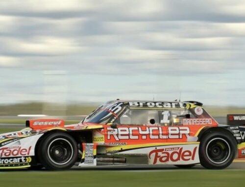 Turismo de Carretera en San Nicolás (Arg) Mariano Werner triunfó con Ford Falcon en una competencia con pocas alternativas.