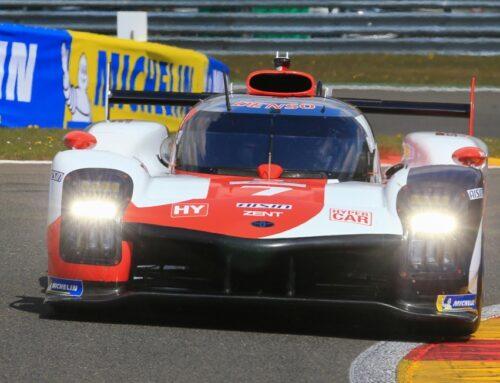 WEC Toyota con su debutante Hypercar en la pole en las 6 Horas de Spa