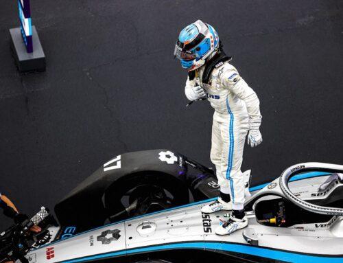 FÓRMULA E 1ra competencia…Nick De Vries (Mercedes) gana en Valencia, Da Costa punteó toda la carrera pero se ha quedó sin batería…y con él varios competidores más.