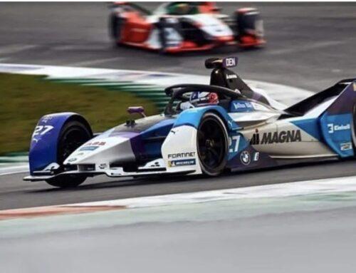 Fórmula E en Valencia 2021 2da competencia…Jake Dennis (BMW) consigue su primera victoria.