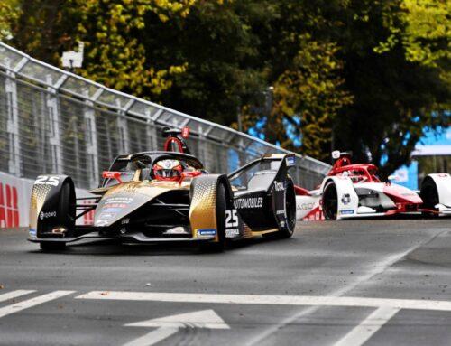 Fórmula E en Roma carrera 1….Jean-Eric Vergne (DS Techeetah) gana una accidentada carrera