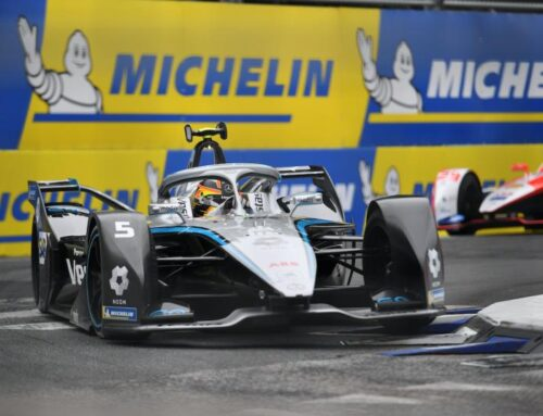 FÓRMULA E / Carrera 2 en Roma…triunfo de Stoffel Vandoorne con Mercedes.
