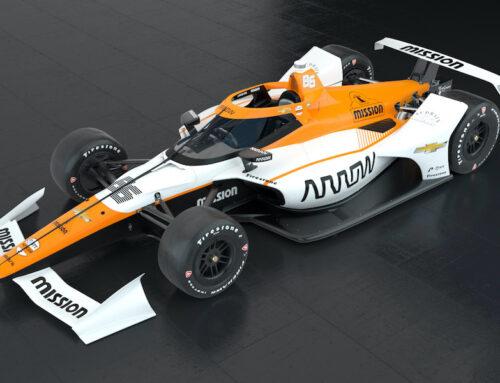 IndyCar…Juan Pablo Montoya correrá en Indianápolis con el #86 en homenaje a Peter Revson.