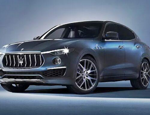 Nuevo Maserati Levante Hybrid con un motor de solo 4 cilindros 2.0 más un apoyo mild híbrid de 48V con 330 CV y la etiqueta ECO tan importante en Europa.