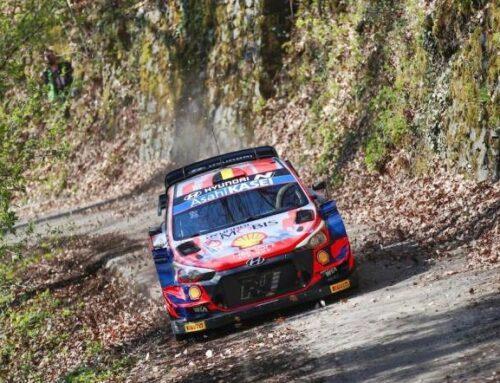 Rally de Croacia WRC- Tramo Cronometrado 4 – Nuevo scratch para Neuville (Hyundai i20) que sigue puntero de la general.