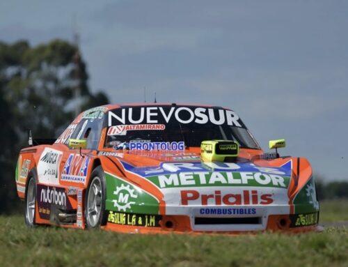 Turismo de Carretera: Jonatan Castellano (Dodge) triunfó en el autódromo de Concepción del Uruguay. Ciantini (Dodge) y Canapino (Chevrolet) lo acompañaron en el podio.
