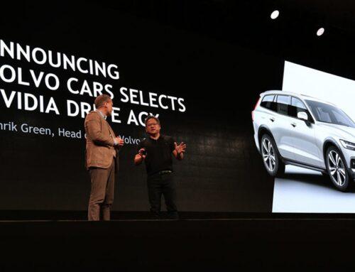Volvo se asocia con Nvidia para tener la tecnología de conducción autónoma sin ojos…