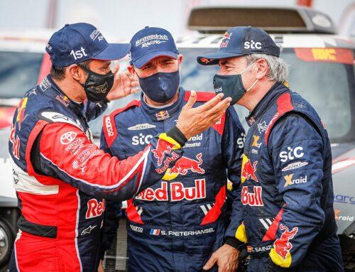 Rally-Raid…Audi con un trío de lujo para el Dakar 2022. Peterhansel-Boulanger, Sainz-Cruz y Ekström-Bergkvist serán los pilotos para el proyecto híbrido de Audi al Dakar 2022.