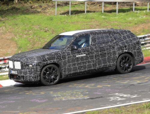 BMW está ensayando un SUV de gran tamaño…se trataría del X8.
