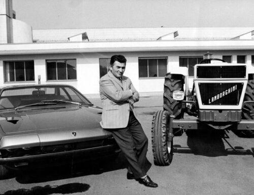 Historia: La vida de Ferruccio Lamborghini: el hombre, la leyenda, los autos.