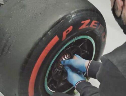 Fórmula uno: El equipo Mercedes-AMG pudo hoy jueves 27 sacar la rueda del auto de Bottas y aclaró qué pasó…