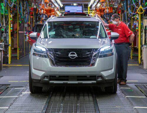 Nissan Pathfinder «All-New 2022″… comienza la producción en la planta de Smyrna en Tennessee,EEUU