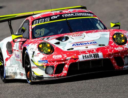 La carrera de clasificación para las 24 horas de Nürburgring (24H Qualif Race Nürburgring) fué para Porsche.