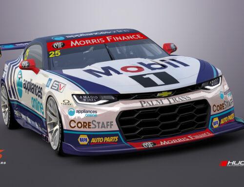 Australia: Los Supercars Gen 3 listos para el 2022. (2022 Repco Supercars Championship). Los autos cambian y la categoría no se quiere quedar en el pasado.