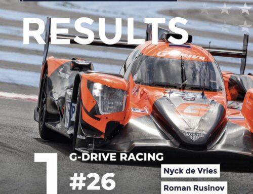 4 horas de Le Castellet: el Aurus 01-Gibson del G-Drive Racing triunfa por primera vez en esta temporada