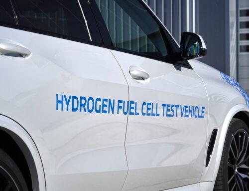 BMW muestra el prototipo X5 «Hydrogen Fuel Cell» antes del lanzamiento en el 2022