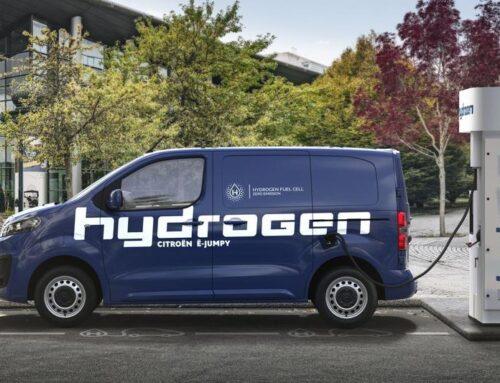 ¡Casi no pasa una semana sin una nueva furgoneta de Stellantis! Ahora Citroën presenta su versión de hidrógeno del Jumpy, el ë-Jumpy Hydrogen y Peugeot la e-Expert Hydrogen.