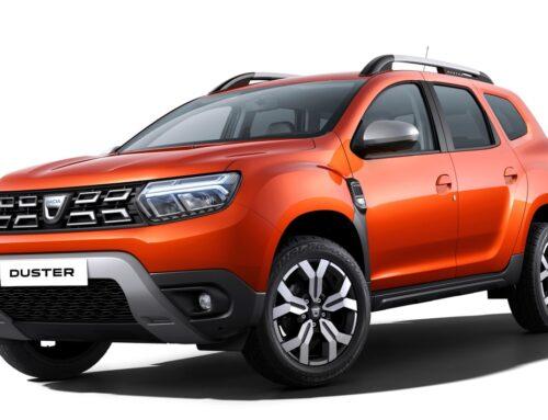 Lanzamiento del nuevo facelift del Dacia Duster con mejoras estéticas y una nueva pantalla de info-entretenimiento de ocho pulgadas