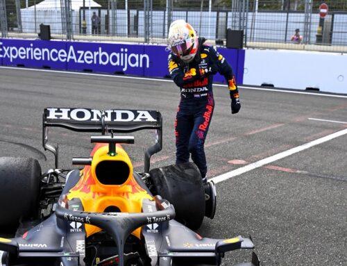 Pirelli como informe inicial dice que estima que los neumáticos no fallaron.