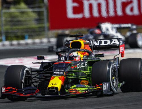 Max Verstappen, con Red Bull-Honda cerró la segunda práctica libre para el GP de Francia de Fórmula 1 con el mejor tiempo, seguido por Valtteri Bottas y Lewis Hamilton.