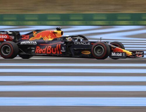 Verstappen logra la pole position del GP de Francia con su Red Bull Racing RB16B-Honda