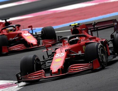 Fórmula uno: Qué pasó con las Ferrari en Paul Ricard?