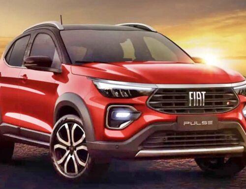 Fiat ha anunciado el nombre del nuevo SUV compacto para Brasil: se llamará Pulse.