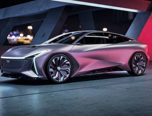 Geely presenta el Vision Starburst con la nueva dirección de diseño de la marca china.