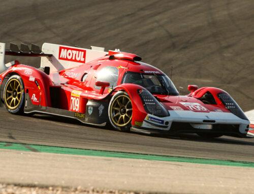 WEC 6 Horas de Monza: El team Glickenhaus confirma los pilotos para sus dos Hypercar.